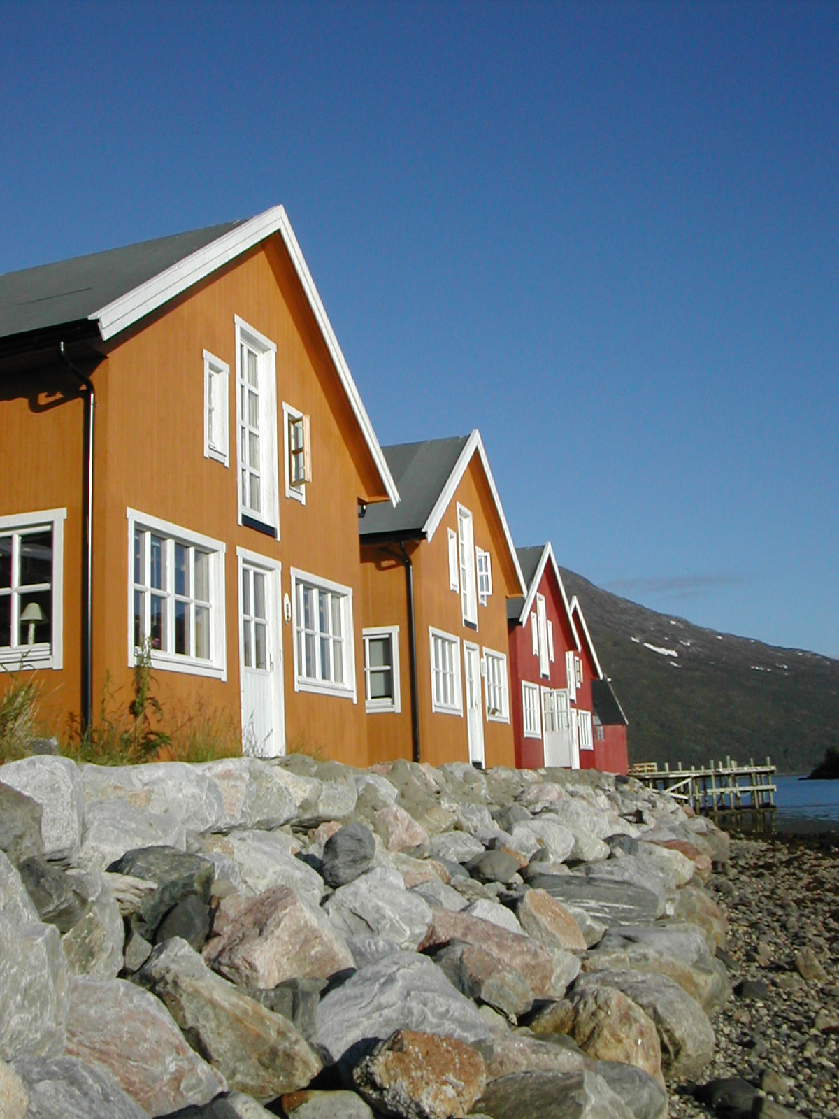 ferienhaus lauklines 1 troms in troms fjord tours. Black Bedroom Furniture Sets. Home Design Ideas